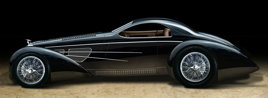 delahaye usa recreating the most beautiful cars in the world. Black Bedroom Furniture Sets. Home Design Ideas