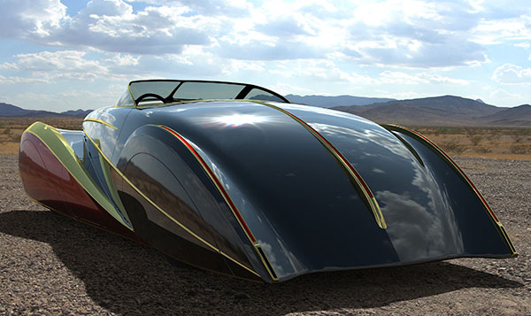 Delahaye Usa Recreating The Most Beautiful Cars In The World